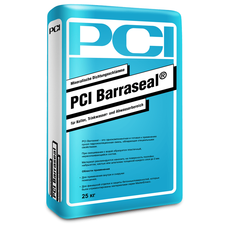 PCI Barraseal